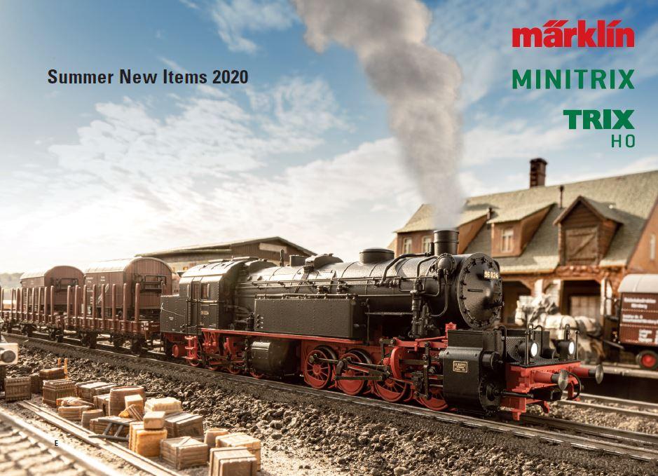 ドイツ・メルクリン社 | 2020年 夏の新製品のご案内