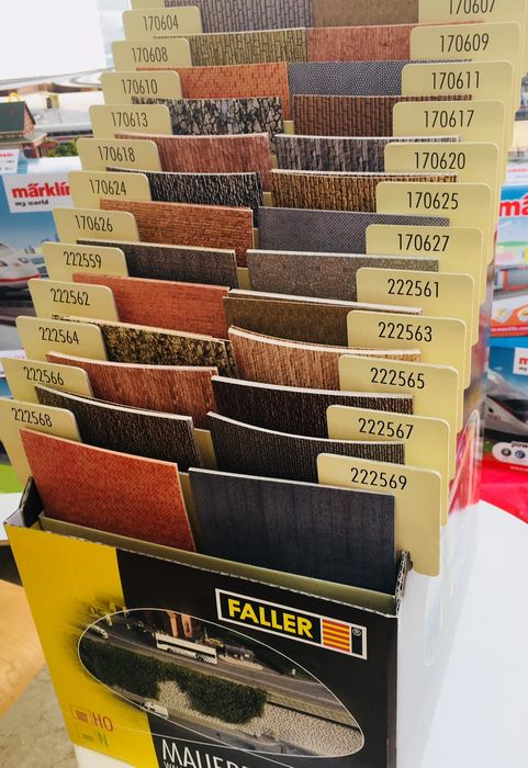 FALLER   商品入荷のご案内(2018年 5月26日現在)